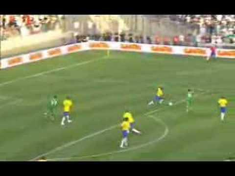 Brasil vs Argelia, Mundial de México 1986