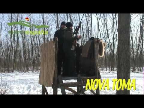 CAZA NOVATOMA LANCES , (Huntig vídeo) con SIERRA ESPAÑA ,1ª Batida SARA y VALEN