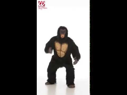 Deguisement Gorille-v39042