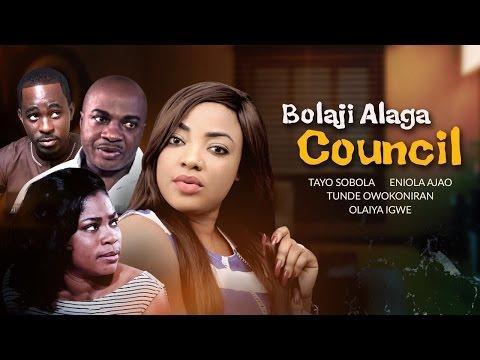 Bolaji Alaga Council - Latest Yoruba Movie 2017 Drama -|Tayo Sobola | Olaiya Igwe