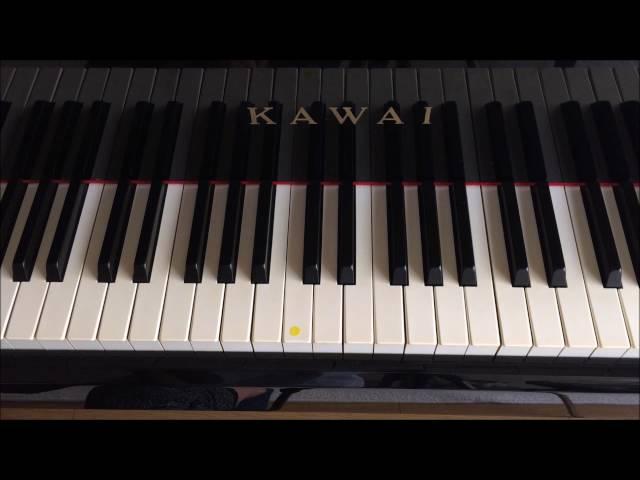 (楽譜付)難易度やさしい「ジングルベル」のピアノの弾き方♪