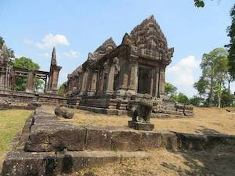 Top 9 temples and complexs of temples in Preah Vihear Province