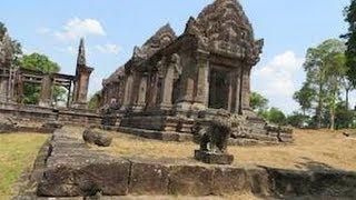 Preah Vihear Cambodia  city images : Preah Vihear Temple: A UNESCO World Heritage site in Cambodia