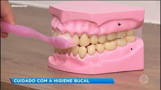 Higiene bucal influencia na imunidade