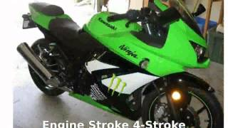 4. 2009 Kawasaki Ninja 250R -  Specs Dealers superbike Engine motorbike Transmission Features