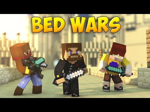 Minecraft BedWars #58 - Бьем рекорды!