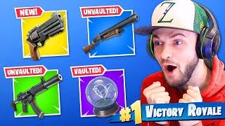 Fortnite's BEST UPDATE EVER! (pump is back) by Ali-A