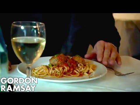 Gordon Finally Impressed with Cocky Chef - Gordon Ramsay