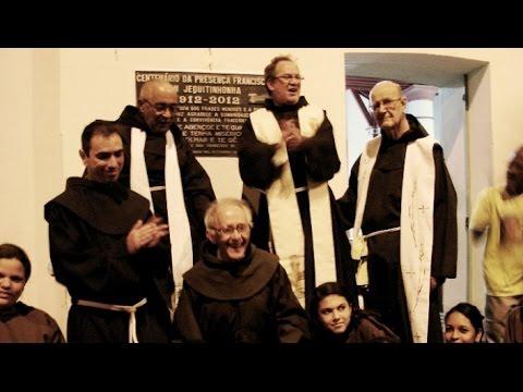100 anos de presença franciscana em Jequitinhonha