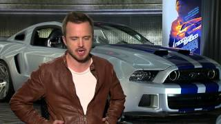 Nonton Aaron Paul Loves Driving Fast Cars In 'Need For Speed' Film Subtitle Indonesia Streaming Movie Download