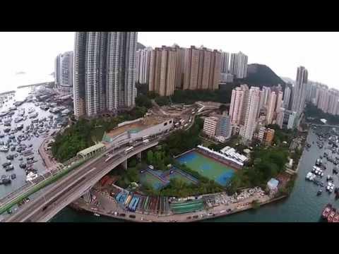 Aberdeen Drone Video