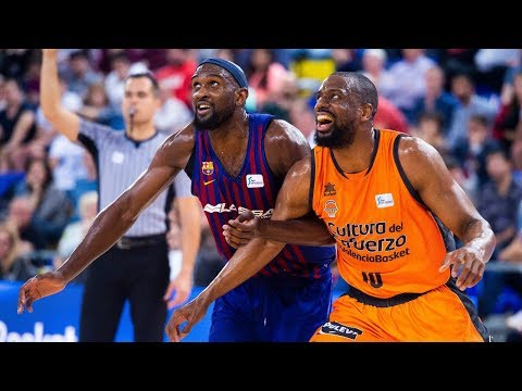Barcelona Vs Valencia Basket | ACB Liga J31 | Part 1 |