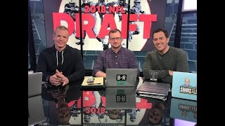 2018 NFL Draft Round 1 Live Grades and Reaction
