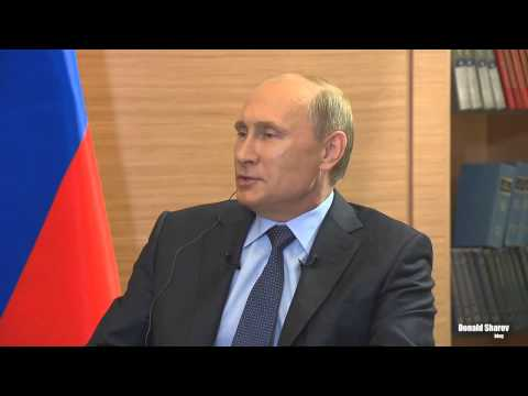 Vladimir Putin's interview with Radio Europe 1 and TF1 TV channel [Full English Subtitles]