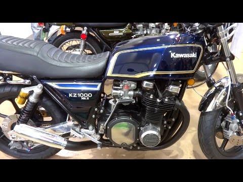 KAWASAKI KZ1000 Ltd MK-Ⅱ1980 Vintage Motorcycle カワサキ KZ1000 Ltd MK-Ⅱ仕様 1980年式 ビンテージバイク