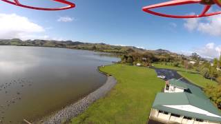 Huntly New Zealand  city photos gallery : Huntly FPV Flight New Zealand