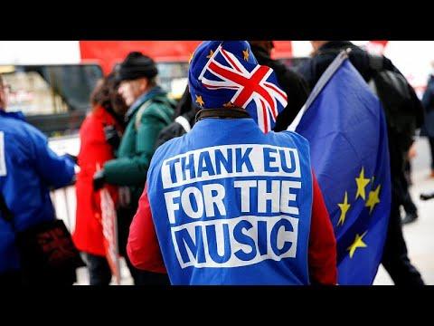 Großbritannien: Brexit - Unterhaus gibt Regierung nur 3 ...