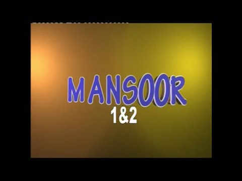 MANSOOR 1&2 LATEST HAUSA MOVIE 2017