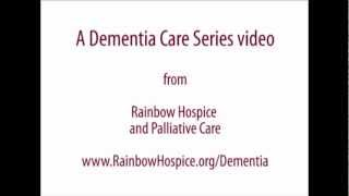 Stage 2: Middle Stages - Signs, symptoms and behaviors commonly seen during the second stage of dementia progression.
