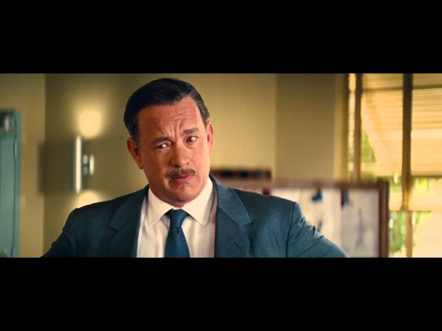Anteprima Immagine Trailer Saving Mr. Banks, trailer italiano