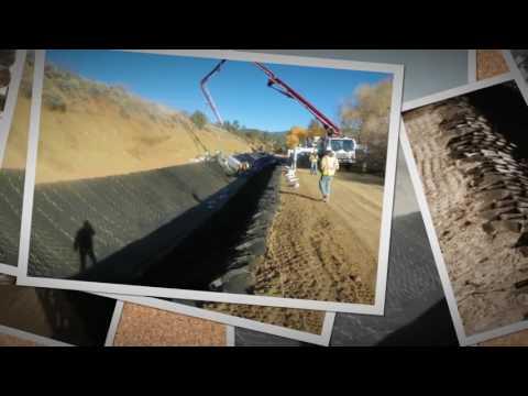 Geoweb Colorado Irrigation Canal Lining