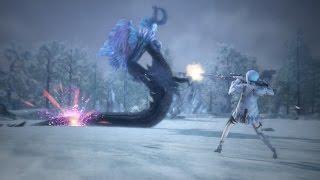 Toukiden: Kiwami Weapons Gameplay ~ PS4 Version