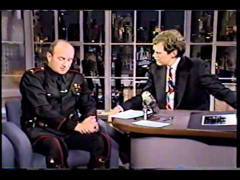 RISP Fashion Show - Late Night with David Letterman 1986-09-30