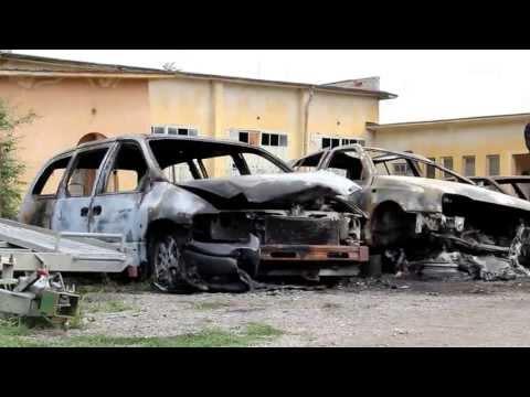 Пожарът в автосервиза е бил умишлен