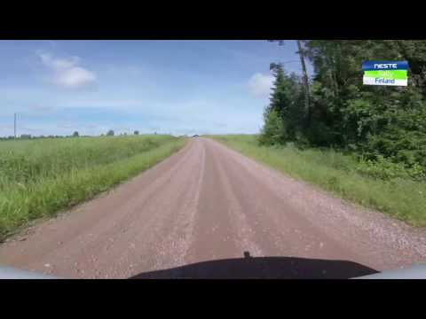 Rally Finland 2016 - Stage Video SS3 Halinen
