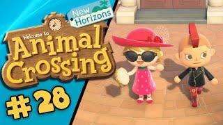 ANIMAL CROSSING: NEW HORIZONS | Chaos #28