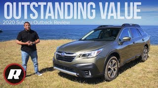 2020 Subaru Outback Review: More capable and smarter than ever by Roadshow