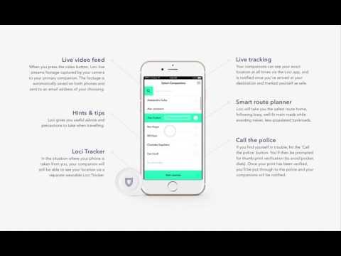 Loci App (Spec)