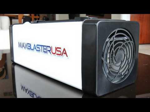New Ozone Generator MaxBlaster