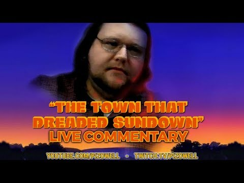 THE TOWN THAT DREADED SUNDOWN (1976) Live Commentary