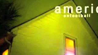 Download Lagu American Football - American Football (1999) - Full Album Mp3