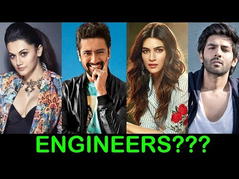 10 Bollywood Celebs Who Hold An Engineering Degree