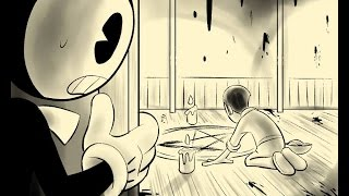 La triste historia De Bendy/The sad story of bendy | bendy and the ink machine - Comic