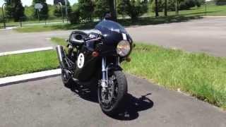 7. 2009 Ducati Sport Classic 1000S Biposto Walkaround