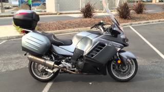 9. Contra Costa Powersports-Used 2008 Kawasaki Concours 14 w/ABS brakes Sport Touring motorcycle