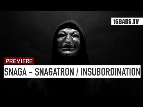 Snaga - Snagatron / Insubordination Video