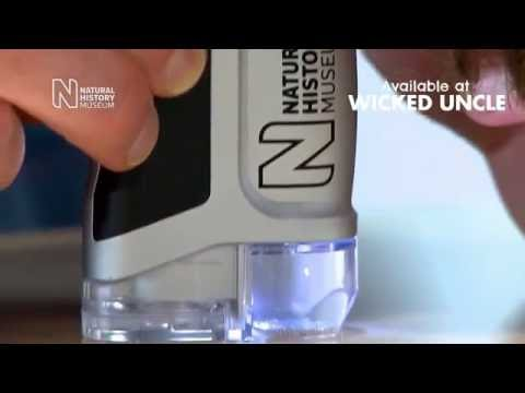 Youtube Video for Pocket Microscope - Natural History Museum