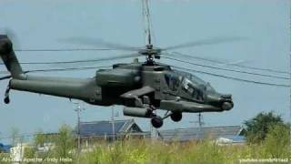 AH-64A Apache - RC Helicopter - One Heck Of A Heli