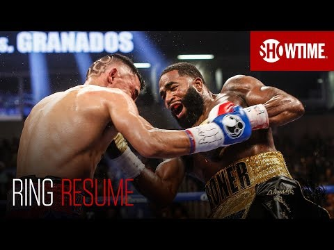 RING RESUME: Adrien Broner | SHOWTIME Boxing