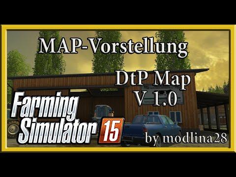 DtP Map v1.4.2