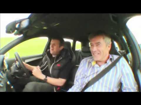 Audi RS3 vs BMW 1M - fifth gear (видео)