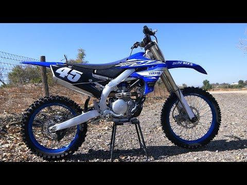 2019 Yamaha YZ250F - Dirt Bike Magazine