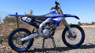 4. 2019 Yamaha YZ250F - Dirt Bike Magazine