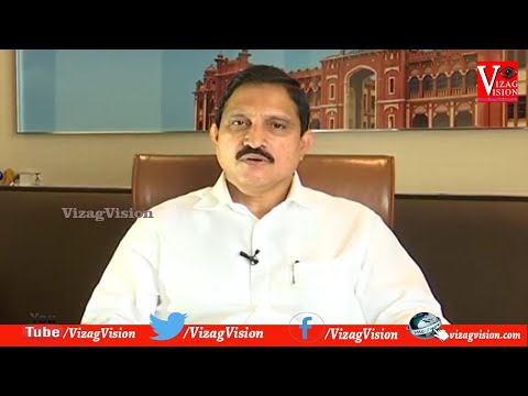BJP Sujana Chowdary Comments on AP Government ,Vizagvision....