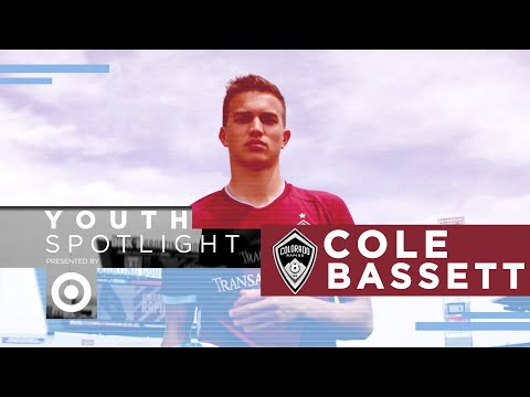 Video: How A 17 Year Old Feels Scoring For His Hometown Club | Cole Bassett Youth Spotlight