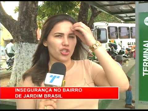 [RONDA GERAL] Insegurança no bairro de Jardim Brasil
